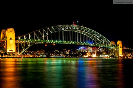 Sydney Harbour Bridge HDR - I spent two weeks in Sydney in July 2010 for the RMC Band Duntroon Centenary recordings. When I wasn't recording, I was out...
