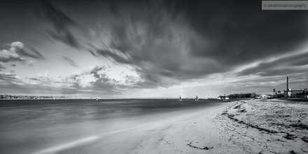 Sylvan Beach, Bribie island, QLD