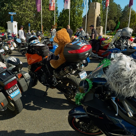 10 - Canberra Toy Run