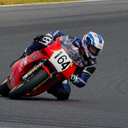 James Doddrell, Race 3  (File:1261) - Honda RC30 (1988)