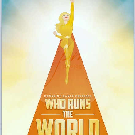 Who Runs The World? Opening