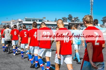 FNSW Premier League Grand Final U18s - Sydney United 58 FC vs Sutherland FC @ Edensor Park