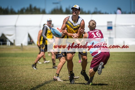 Day 1 Action Friday 2nd December 2016 - NSW Touch Football 2016 State Cup in Port Macquarie