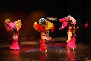 sur scène ~ Extravaganza 2010