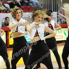 Ball State Code Red - 1/16/16 - View 36 images from the Ball State Code Red Dance Team performance of 1/16/16.