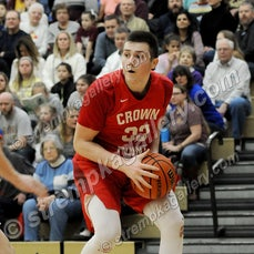 Crown Point vs. Chesterton - 1/20/17 - Crown Point was a 59-40 winner over Chesterton on Friday evening (1/20) in Chesterton.  Sasha Stefanovic led the...