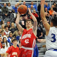 Crown Point vs. Lake Central (IHSAA Sectional) - 2/28/18 - Lake Central was a 42-29 winner over Crown Point on Wednesday evening (2/28) in St. John.  You...