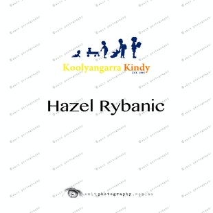 Koolyangarra Kindy - Hazel Rybanic