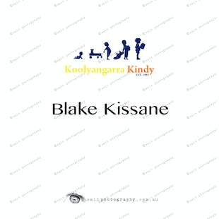 Koolyangarra Kindy -  Blake Kissane