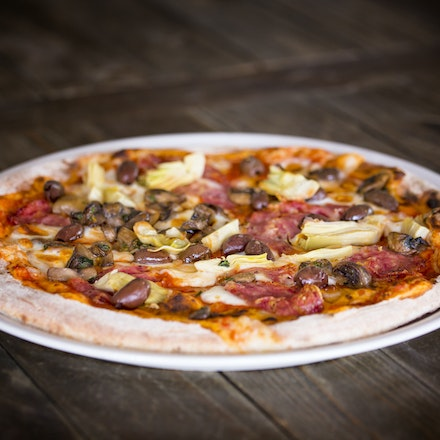 Food Photography - Pizza Selection