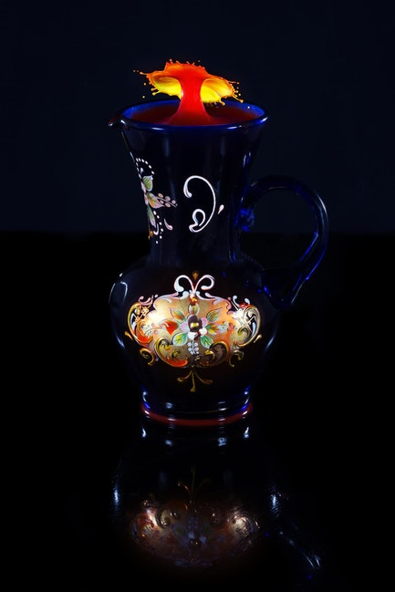 1157 Op Shop Vase