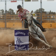 Junior Barrel Race - Slack 1