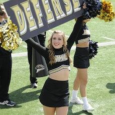 WMU Cheer 2011-2012