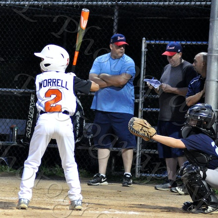 9u Hit-N-Run vs Kent