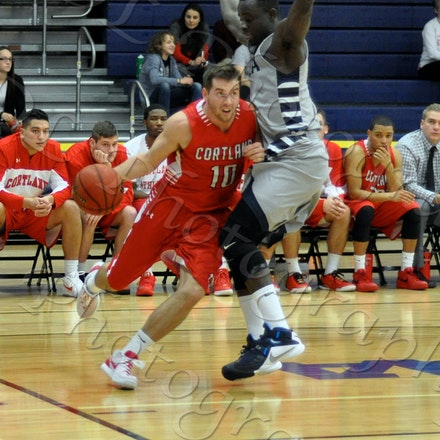 Mens Basketball @ Ithaca (2015)