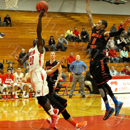 Mens Basketball vs Buffalo State