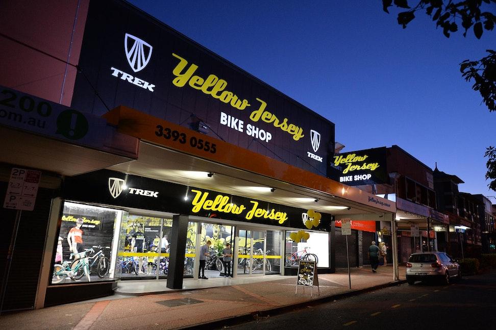 DSC_7927 - Yellow Jersey Woolloongabba Store Opening 21-09-2013