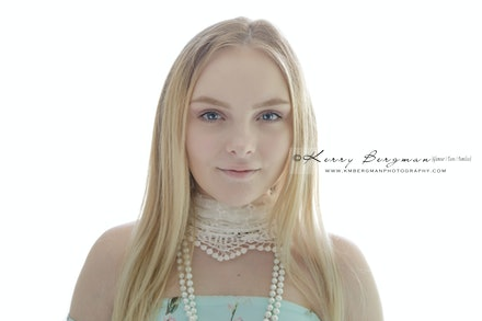 Timeless Teen Portraits - Captured by Logan City Photographer Kerry Bergman in her Edens Landing Studio.