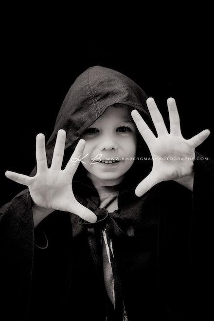 Just-for-fun - Beautiful glamour portrait by Logan City Portrait Photographer, Kerry Bergman