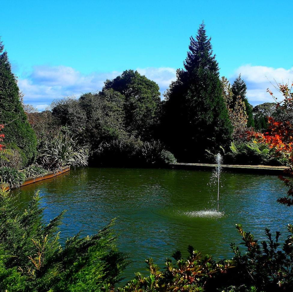 Mount Wilson - Bebeah is one of the original large garden estates of Mt Wilson, having been built by Edward Cox in 1880. The name 'Bebeah' is believed...