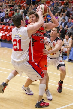 Wildcats v SBL Allstars 31 - Wildcats defeated the State Basketball League All Stars at BWA Stadium