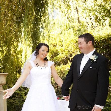 Dave & Bec - Dave  Bec's beautiful wedding - Asutralia Day 2012