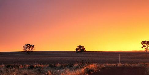South Quairading Sunset