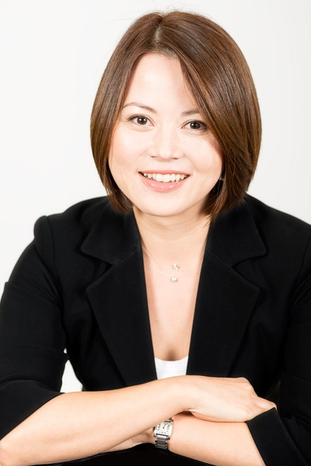 2 - Corporate head shot for Emi Yokoya-Cheng of Abor Development Pty Ltd