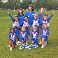 Ravenna Gridiron Cheerleading - All Cheer Teams Photos Cropped and Color Corrected AFTER ORDERING
