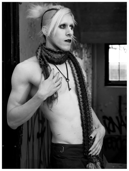 DW113610 - Signed Male Fashion Photo Art by Jayce Mirada