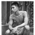 CQ41896 - Signed Asian Male Fashion Gallery Print by Jayce Mirada