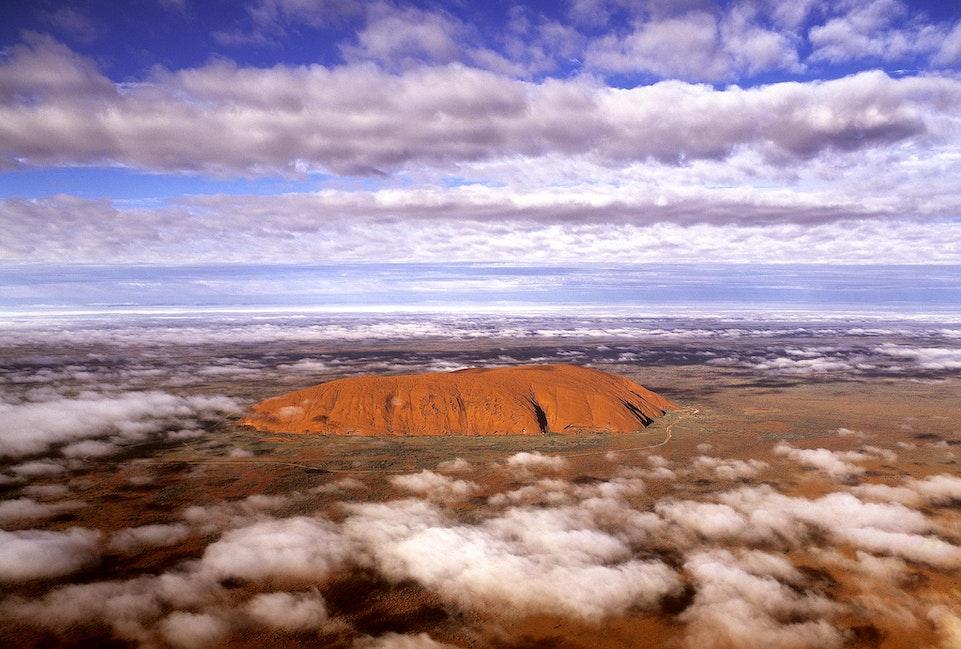 Uluru_7865 - NT, Australia