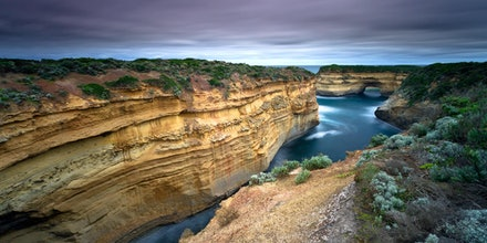 Oblivion - Twelve Apostles National Park, 2011.
