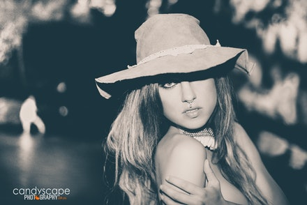 Jacqui @fearandclothinginlasvegas by candyscape photography