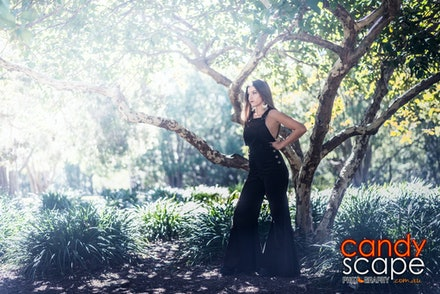 Luna and Solis fashion shoot