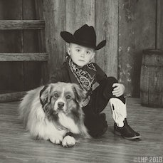 Levi and Cinch Winters - Photographed by Alexis Ortiz