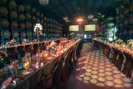 Gala Dinner room shot