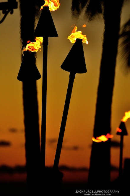 Torches - Location: Waikiki