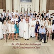 St. Michael 2016 Confirmation - Pictures from the Confirmation Mass on April 17th. These include confirmation pictures as well as extras such as the procession...