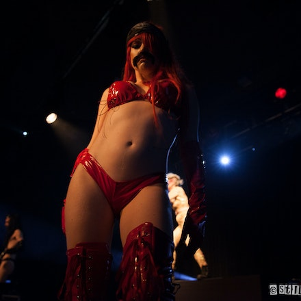 Peaches 2015 - HIFI Bar, West End Brisbane