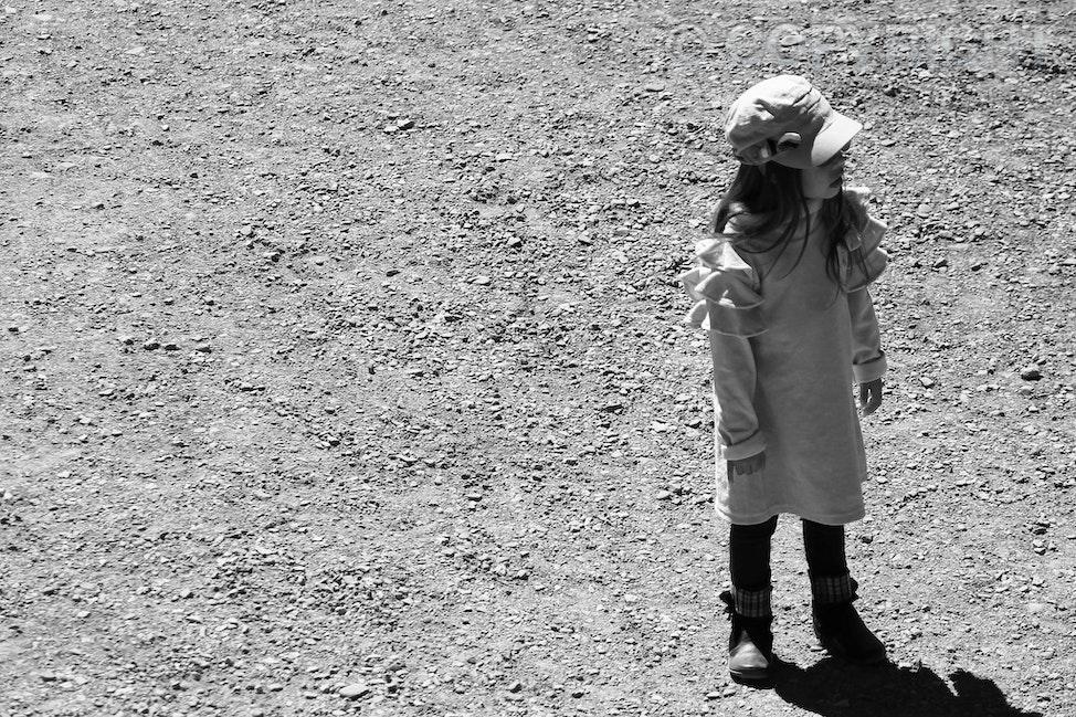 Bo Peep - Tiwanaku Ruins, La Paz