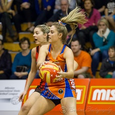 Mission Qld State Netball League Grand Final 2014