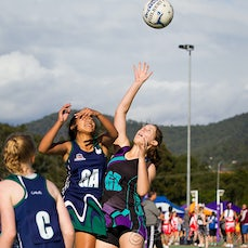 Maryborough State Age 2015 Days 1, 2 & 3 - Netball Queensland State Age Championships 2015