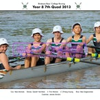 BBC Rowing Crews 2013