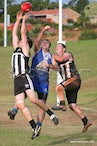 AFL 21-7-2012 - Port Macquarie Magpie's AFL 1st Grade 21-7-2012