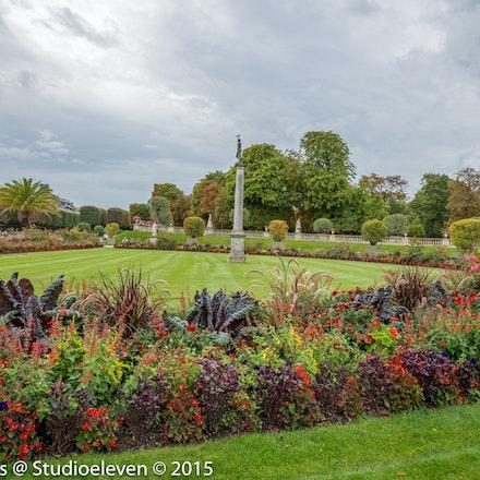Luxembourg Gardens - 9965