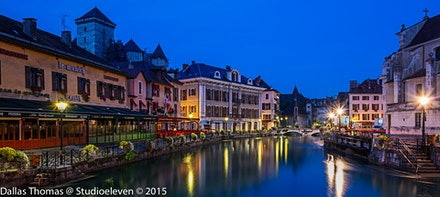 Old Annecy - 1525-Edit