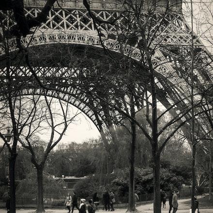 089 - Paris - 7th - 190317-9359-Edit - Eifel Tower