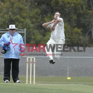 VTCA senior division, Greenvale Kangaroos vs Strathmore - VTCA senior division, Greenvale Kangaroos vs Strathmore. Pictures Damian Visentini