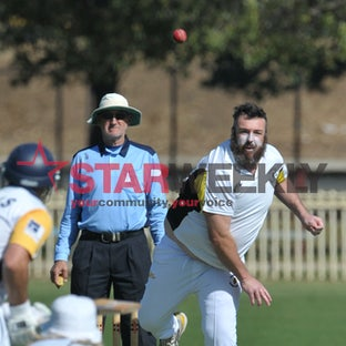 Cricket GDCA: Bacchus Marsh Vs Sunbury United - Pictures by Damian Visentini